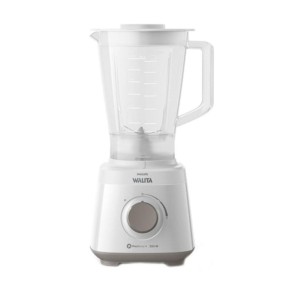 Liquidificador Philips Walita Daily RI2110/01 2L - Branco 2 Velocidades 550W  -  110v